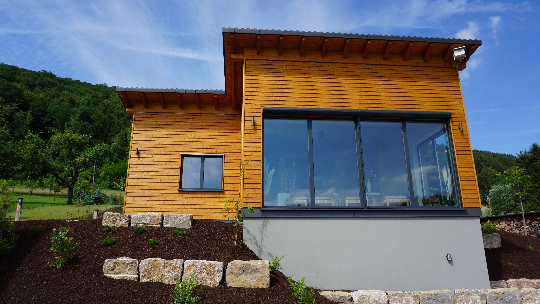 haus pfannes eine saunaoase inmitten der natur. Black Bedroom Furniture Sets. Home Design Ideas