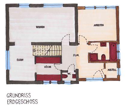 Moderner holzbau satteldach  Anbau Bald - Doppeltes Satteldach